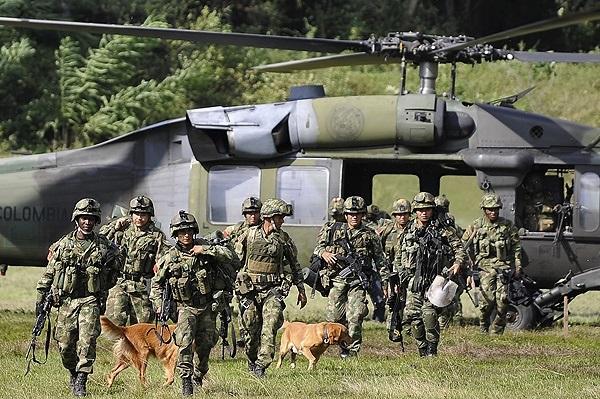 EE.UU. Venezuela Comando Sir