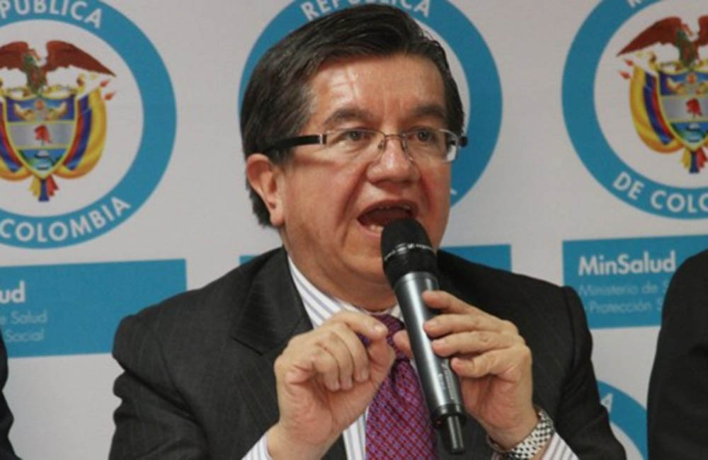 Ministro Fernando Ruiz Gómez