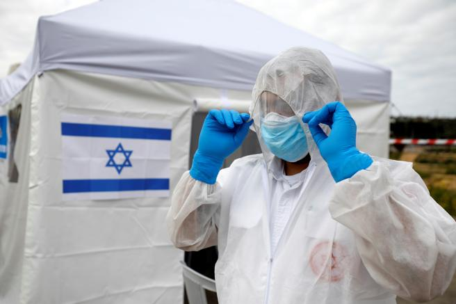 Vacuna Covid-19 Israel