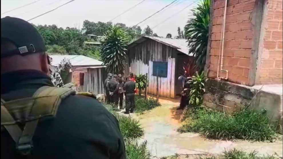 Masacre en el Cauca