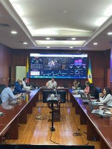 Gobernación hará seguimiento a la contratación de recursos