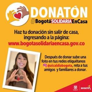 Donatón Bogotá