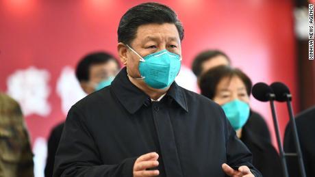 Presidente de China, Xi Jinping, coronavirus
