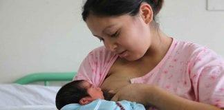 Leche materna coronavirus Covid-19