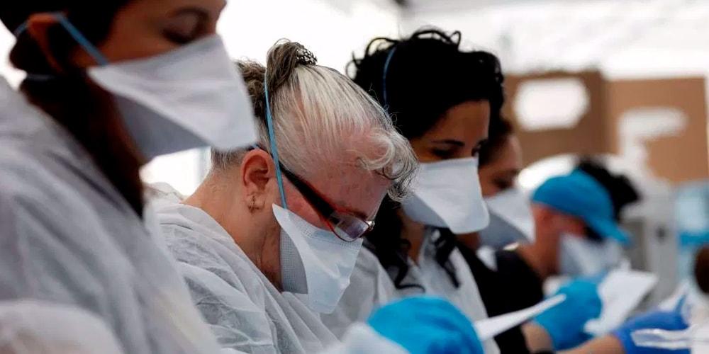 Gobierno trabaja en el reconocimiento económico para trabajadores de la salud