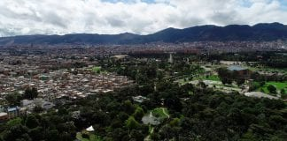 Alerta Amarilla Bogotá