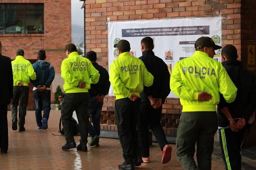 A prisión los tres autores del asesinato de Policía en Mesitas