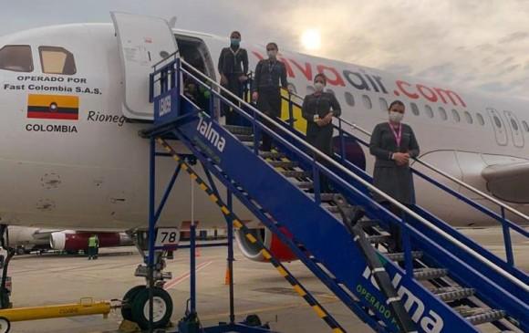 Colombia llegaría a los 900 repatriados en vuelos humanitarios