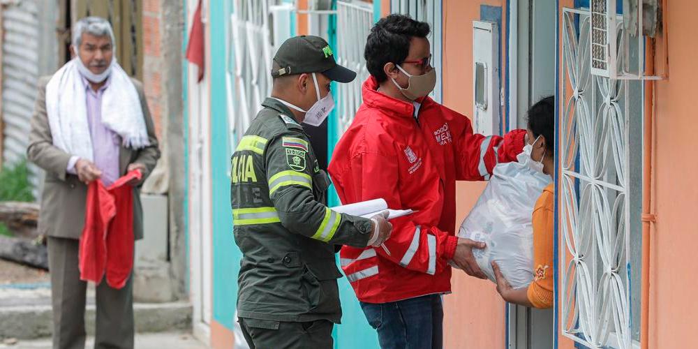 Inicia la Donatón para apoyar a los más vulnerables en Bogotá
