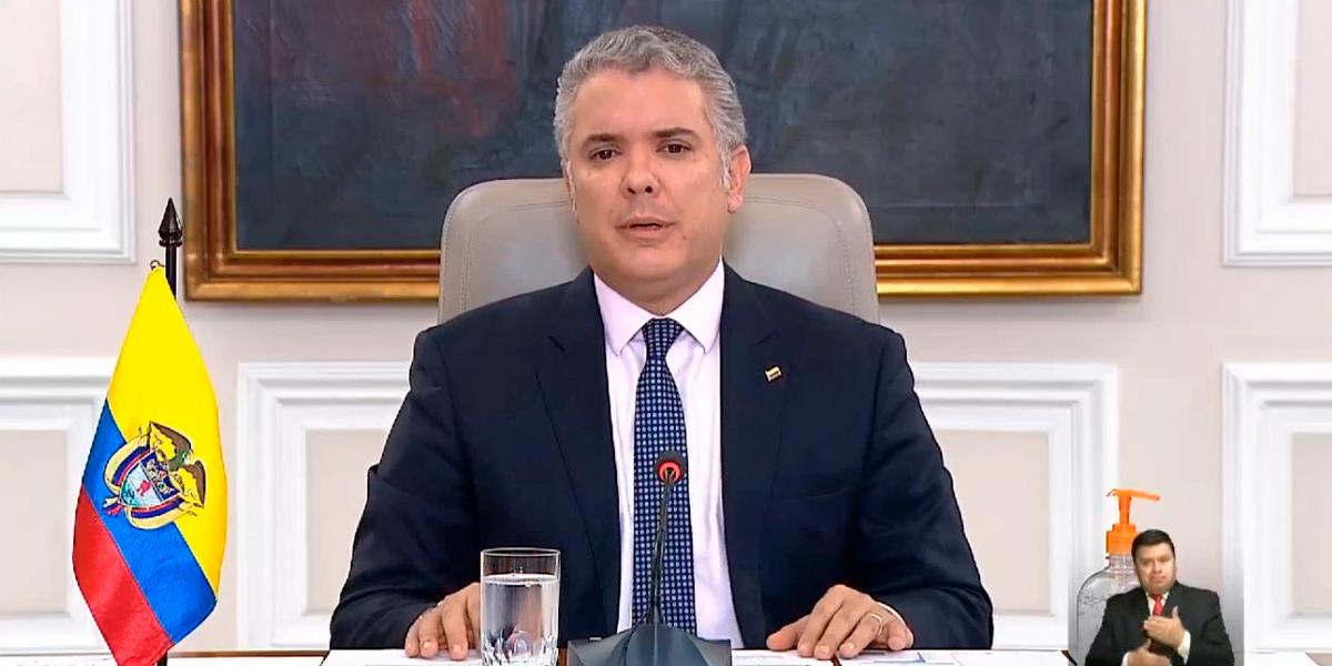 cuarentena Duque acciones del gobierno pandemia