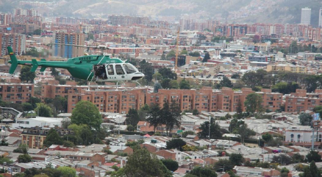 Policía fortalece operativos para velar por el cumplimiento de la cuarentena