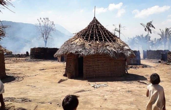 Incendios forestales en la Sierra Nevada han arrasado con patrimonio indígena