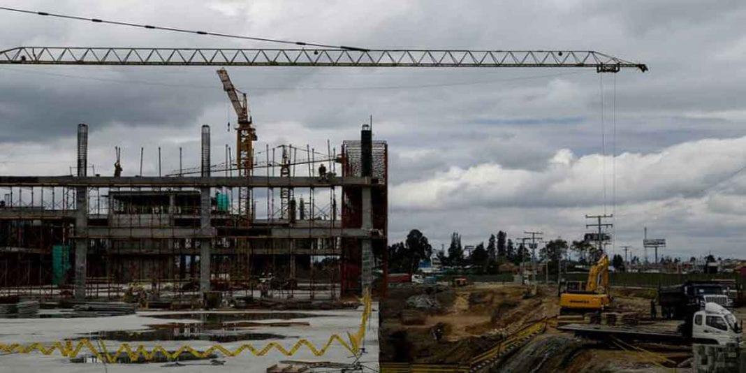 En Bogotá continua la reactivación de obras privadas