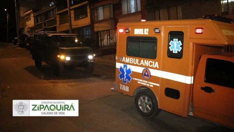 Operativos de control en Zipaquirá para cumplimiento de medidas de prevención