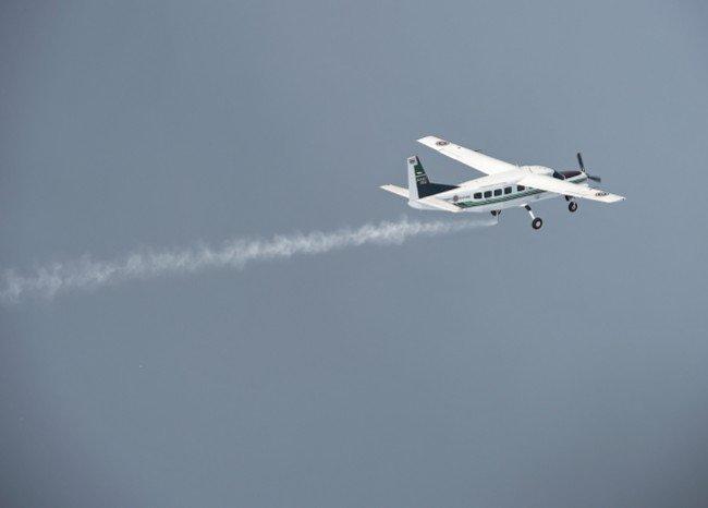 Avioneta Valle del Cauca