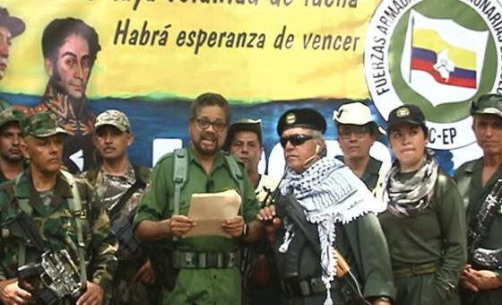 Las Farc Venezuela