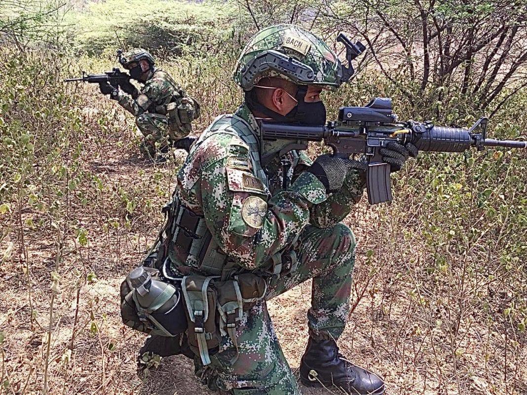 Ejército cultivos coca