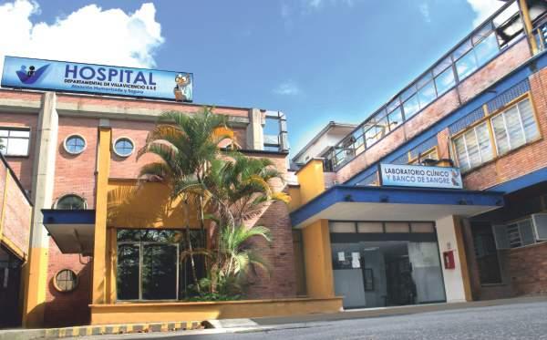 Hospital Villavicencio paciente
