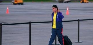 Juan Fernando Quintero, vuelo humanitario