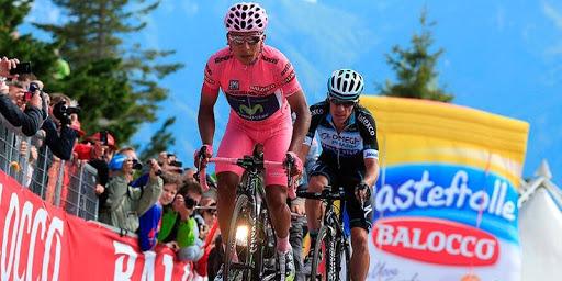 Nairo Vuelta a España