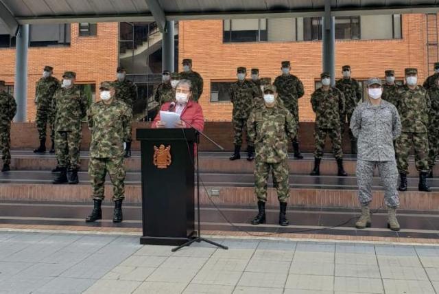 Ejército Operación Bastón