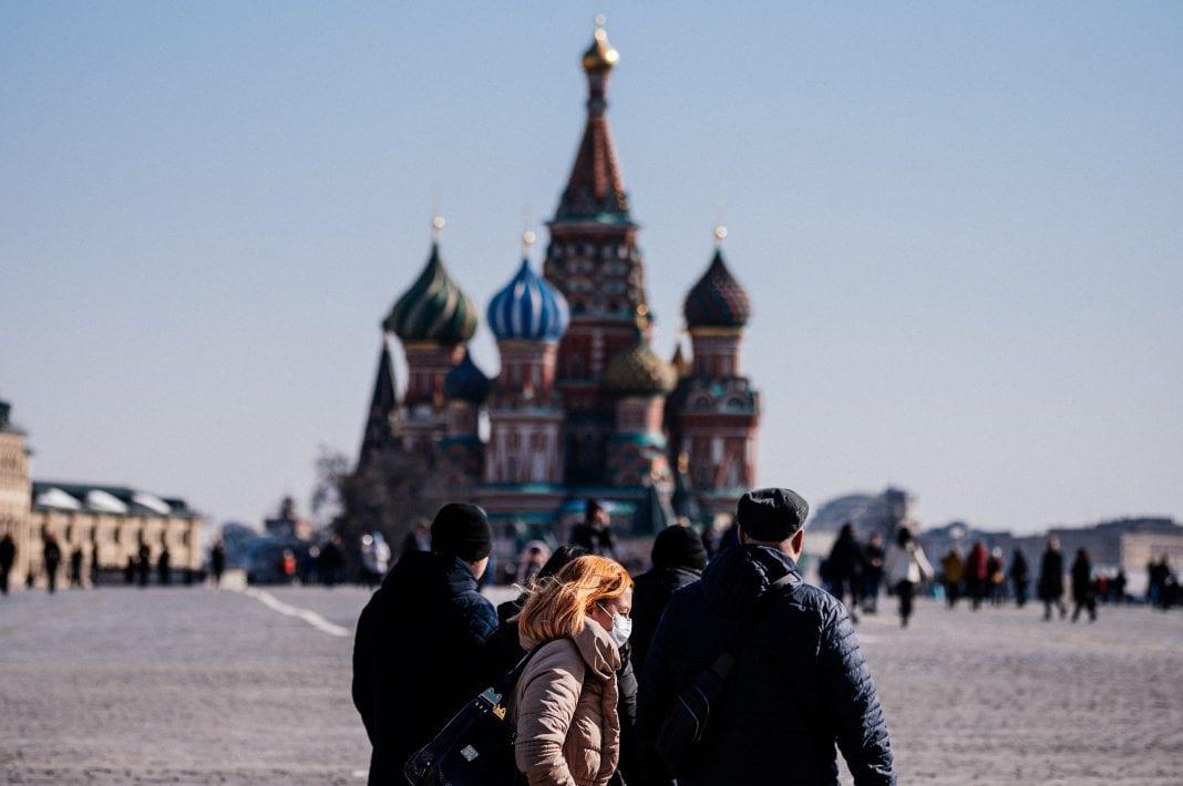 Rusia Covid
