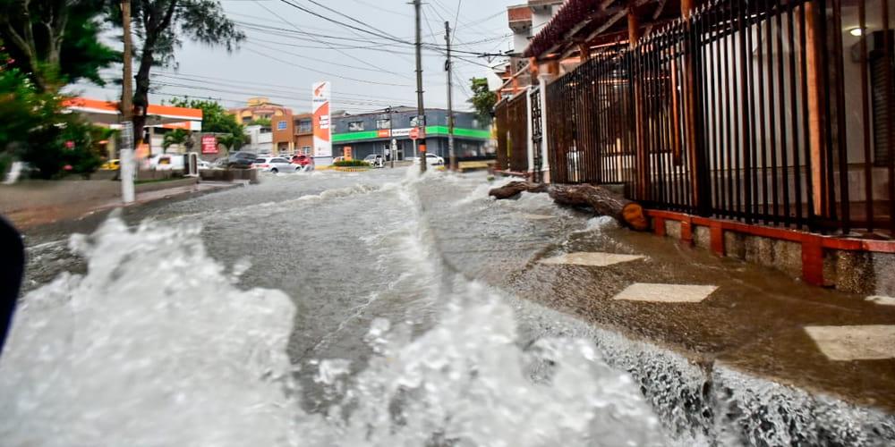 Lluvias Barranquilla