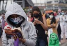 Bogotá riesgo contagios