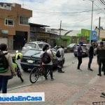 Por incumplimiento de normas en Cajicá se han impuesto 718 comparendos