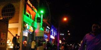 Cierre bares colombia