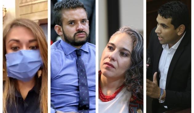 congresistas cuarentena