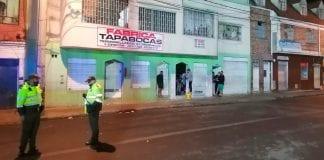 Explosión San Bernardo Centro