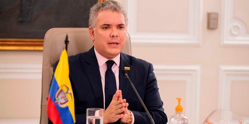 Intervención Iván Duque Colombia