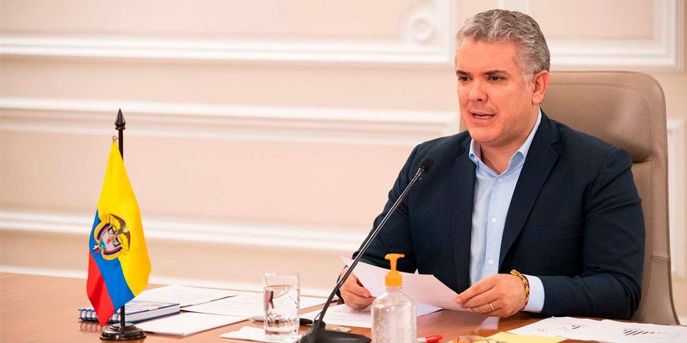 Iván Duque Dudas Colombianos Coronavirus autocuidado