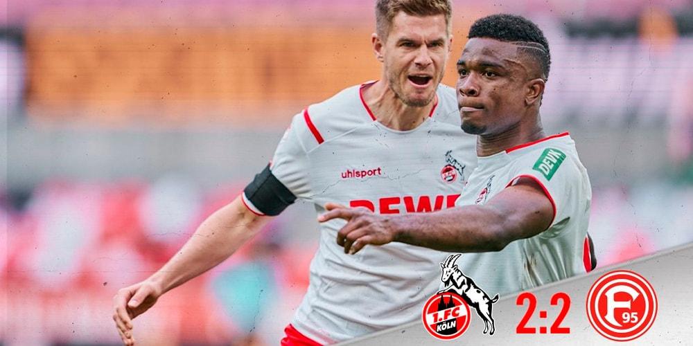 Jhon Córdoba Bundesliga