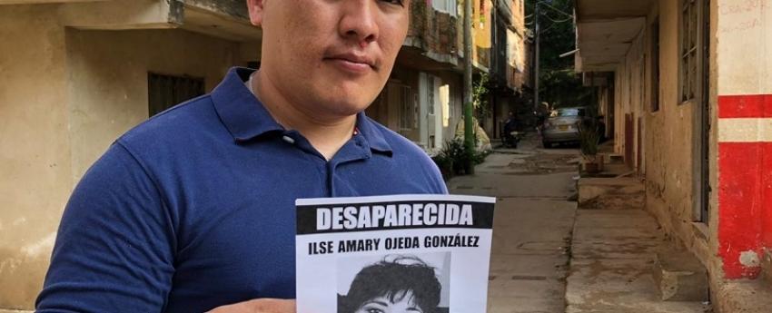 chilena asesinada