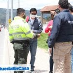 Alcaldía de Cajicá realiza control migratorio en el territorio