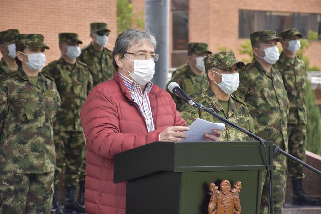 MinDefensa Ejército