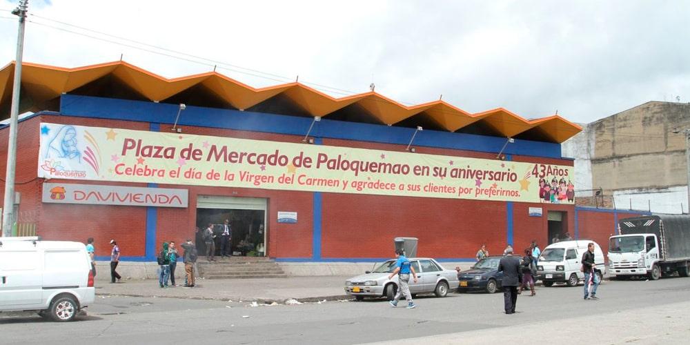 Plaza Paloquemao