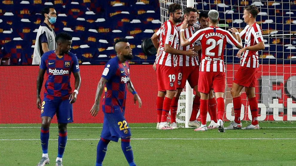 Barcelona - Atlético de Madrid