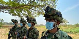 Ejército Caquetá