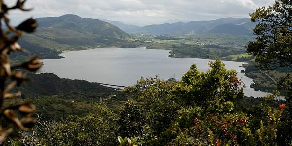 Embalses Cundinamarca