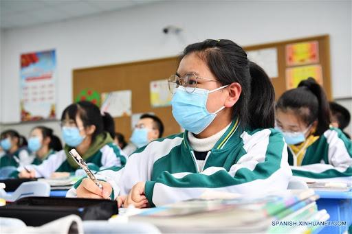 China escuela