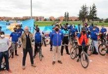 Gobernación de Cundinamarca instaló la primera Mesa Regional de la Bicicleta