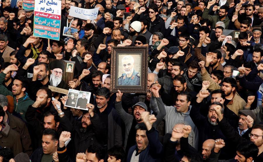 Qassem Soleimani Irán