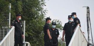 China confinamiento