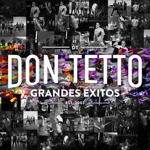 Vuelve Don Tetto y estrenando álbum