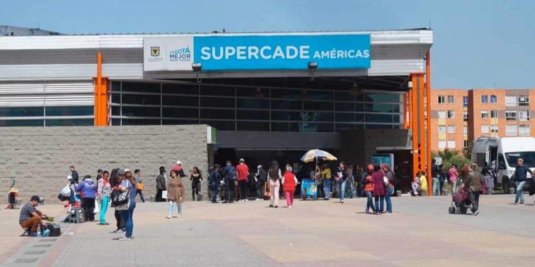Se suspende plan piloto en SuperCADE Américas y Bosa