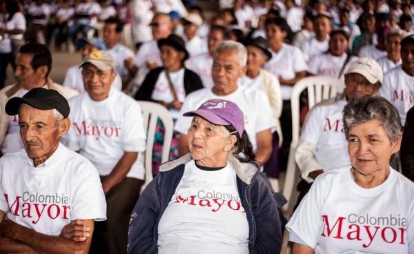 pago de Colombia Mayor en Cajicá