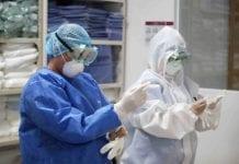 Coronavirus en Colombia Médicos